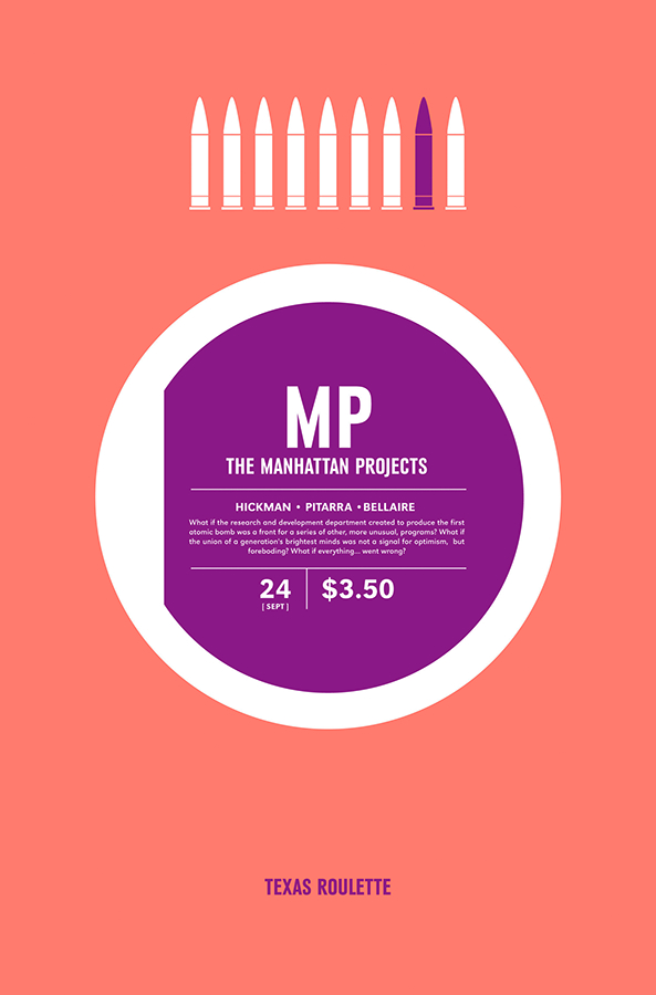 MANHATTAN PROJECTS #24