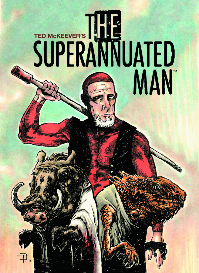 SUPERANNUATED MAN #3 (OF 6)