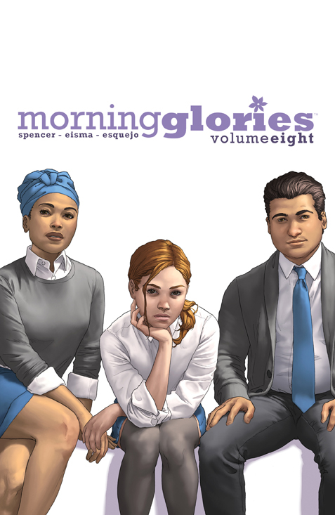 MORNING GLORIES TP VOL 08