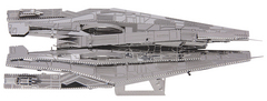 MASS EFFECT 3D LASER-CUT MODEL ALLIANCE CRUISER
