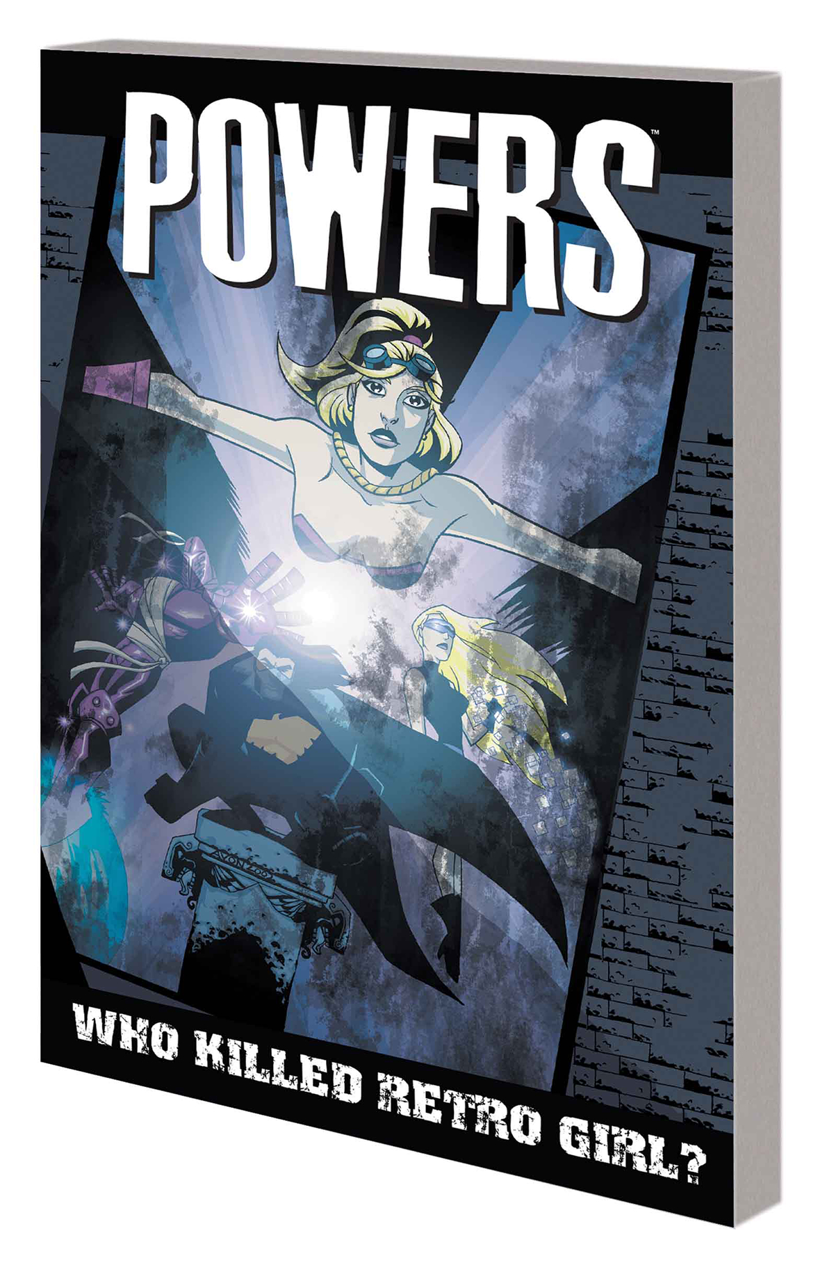 POWERS TP VOL 01 WHO KILLED RETRO GIRL NEW PTG