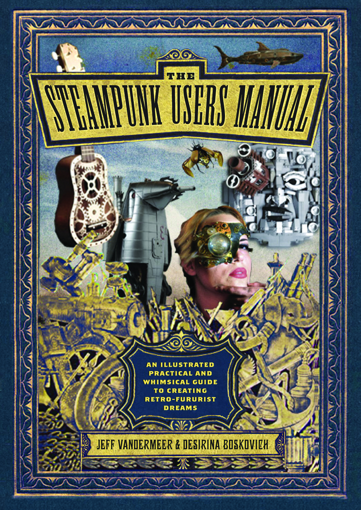 STEAMPUNK USERS MANUAL HC