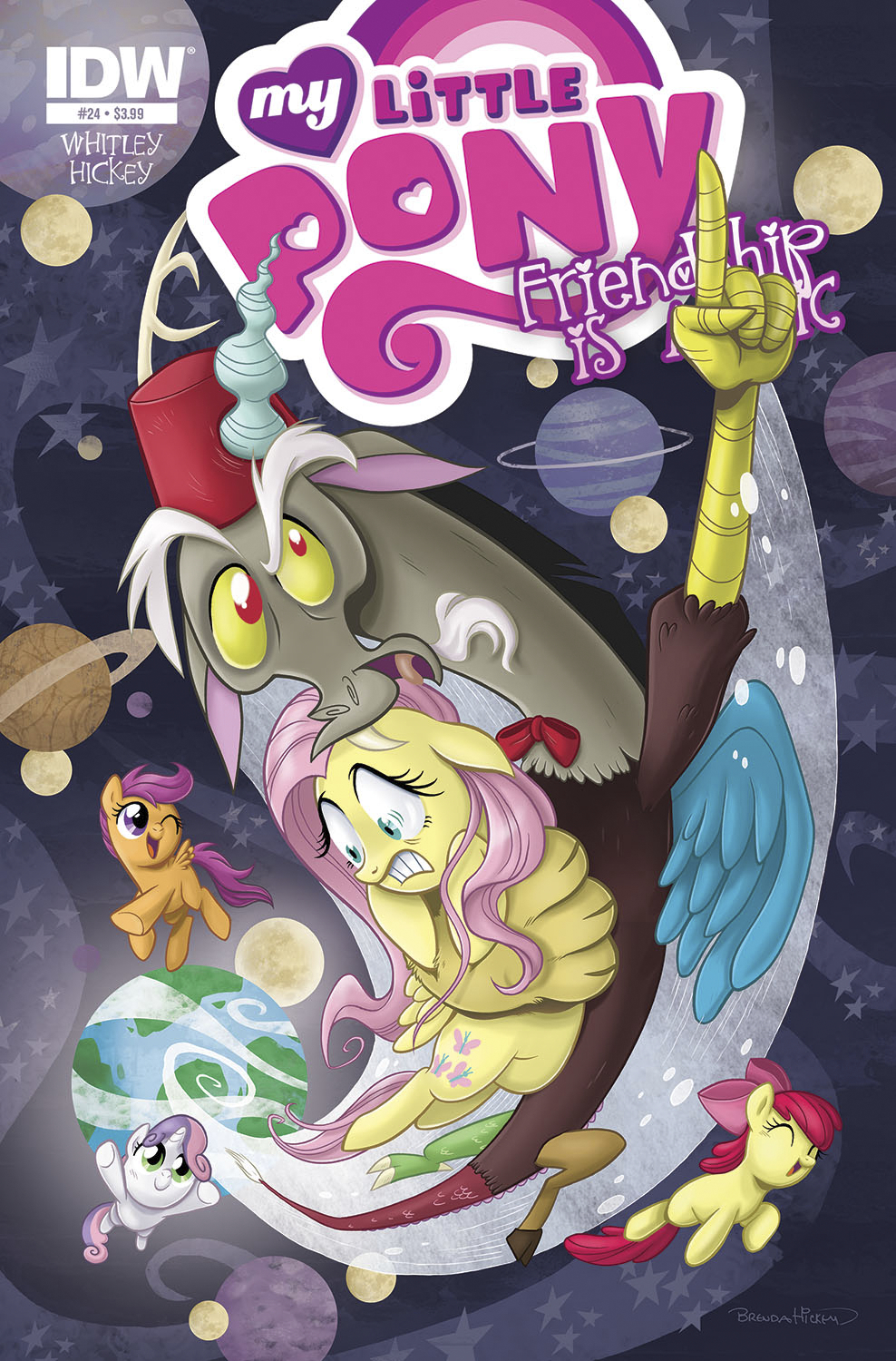 MY LITTLE PONY FRIENDSHIP IS MAGIC #24