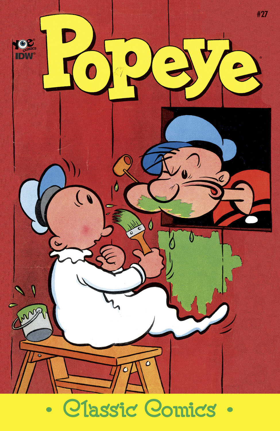 POPEYE CLASSICS ONGOING #27