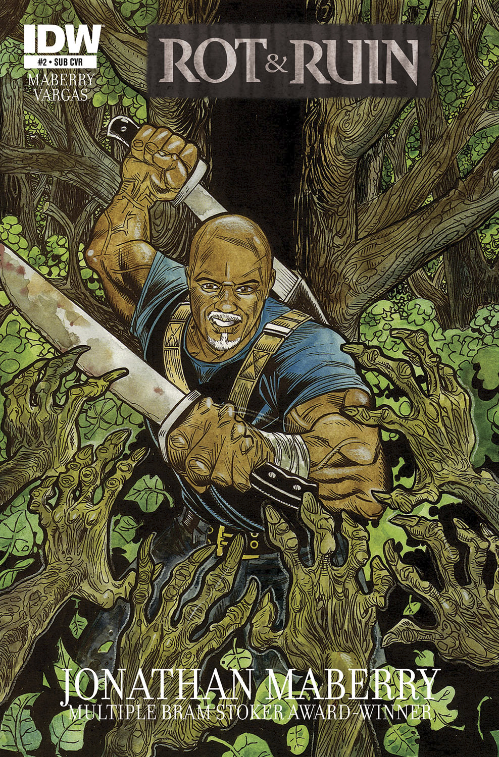 ROT & RUIN #2 SUBSCRIPTION VAR