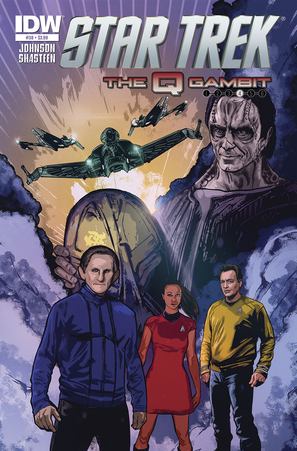 STAR TREK ONGOING #38