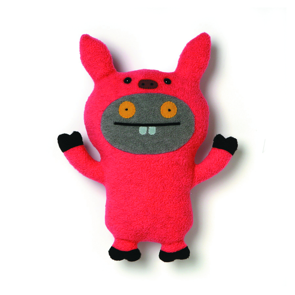 UGLYDOLL UGLY ANIMALS BABO PIG PLUSH