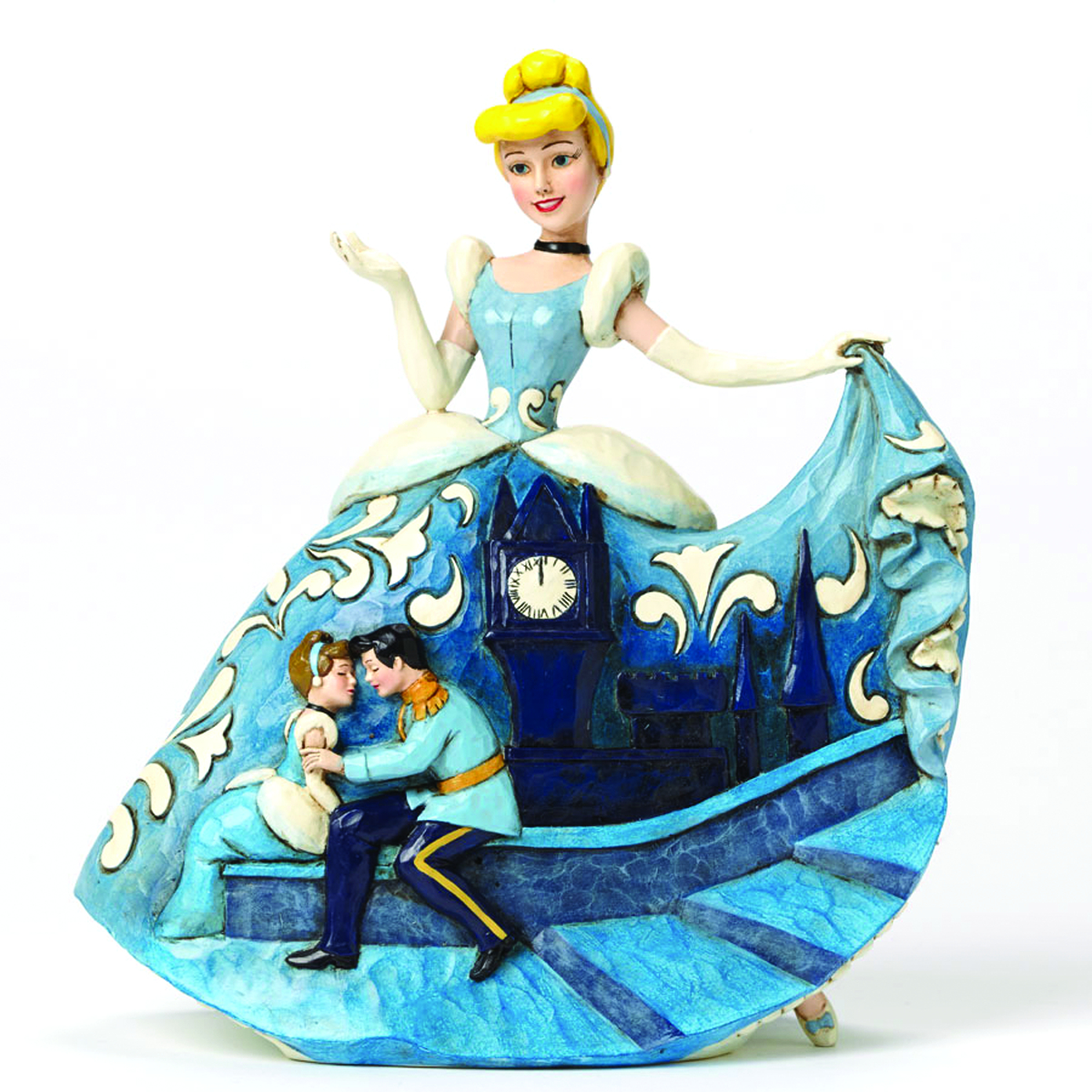 DISNEY TRADITIONS CINDERELLA 65TH ANN FIG