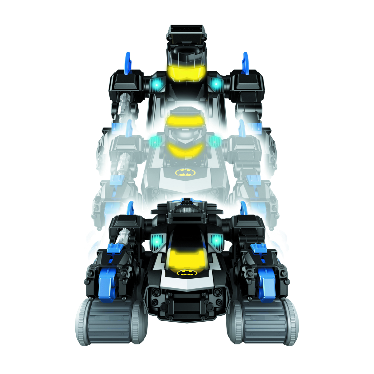 IMAGINEXT DC SUPERFRIENDS R/C BATBOT