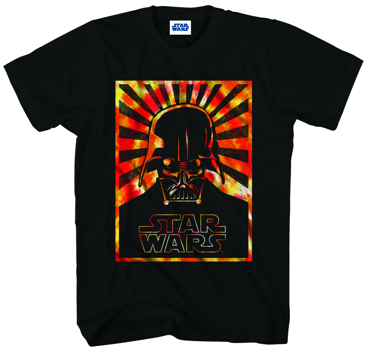 STAR WARS THE DARTH PX BLK T/S XXL