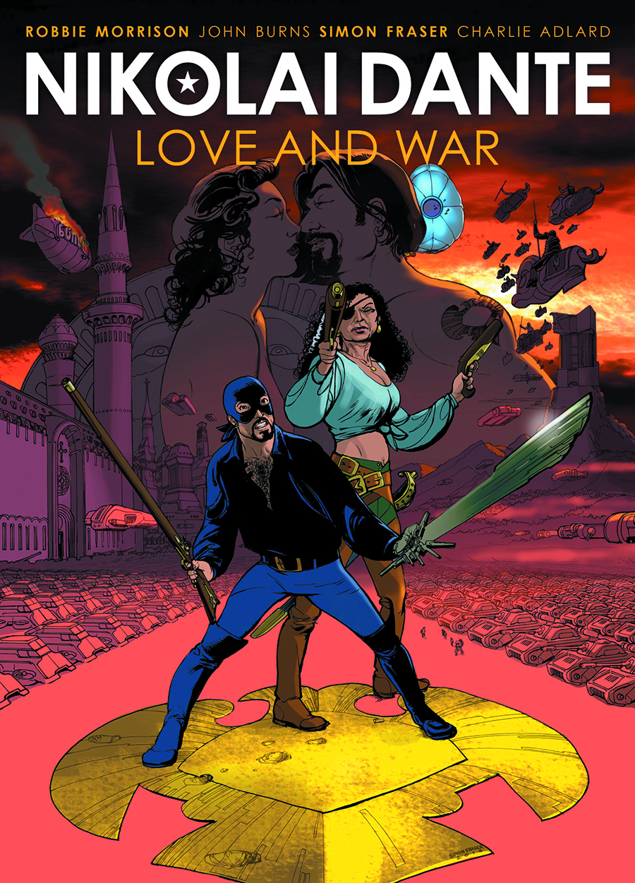 NIKOLAI DANTE LOVE & WAR GN