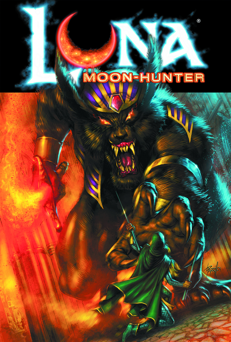 LUNA MOON HUNTER GN
