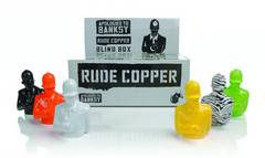 RUDE COPPER 4IN VINYL FIG 12PC BMB DS