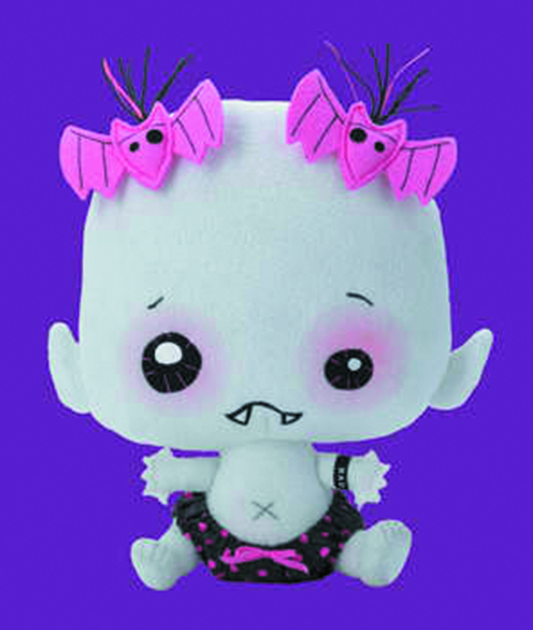 VAMPLETS LILLY ROSE SHADOWLYN PLUSH