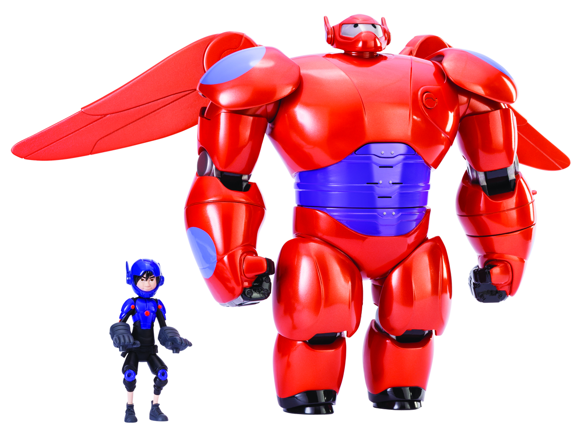 BIG HERO 6 DLX FLYING BAYMAX AF