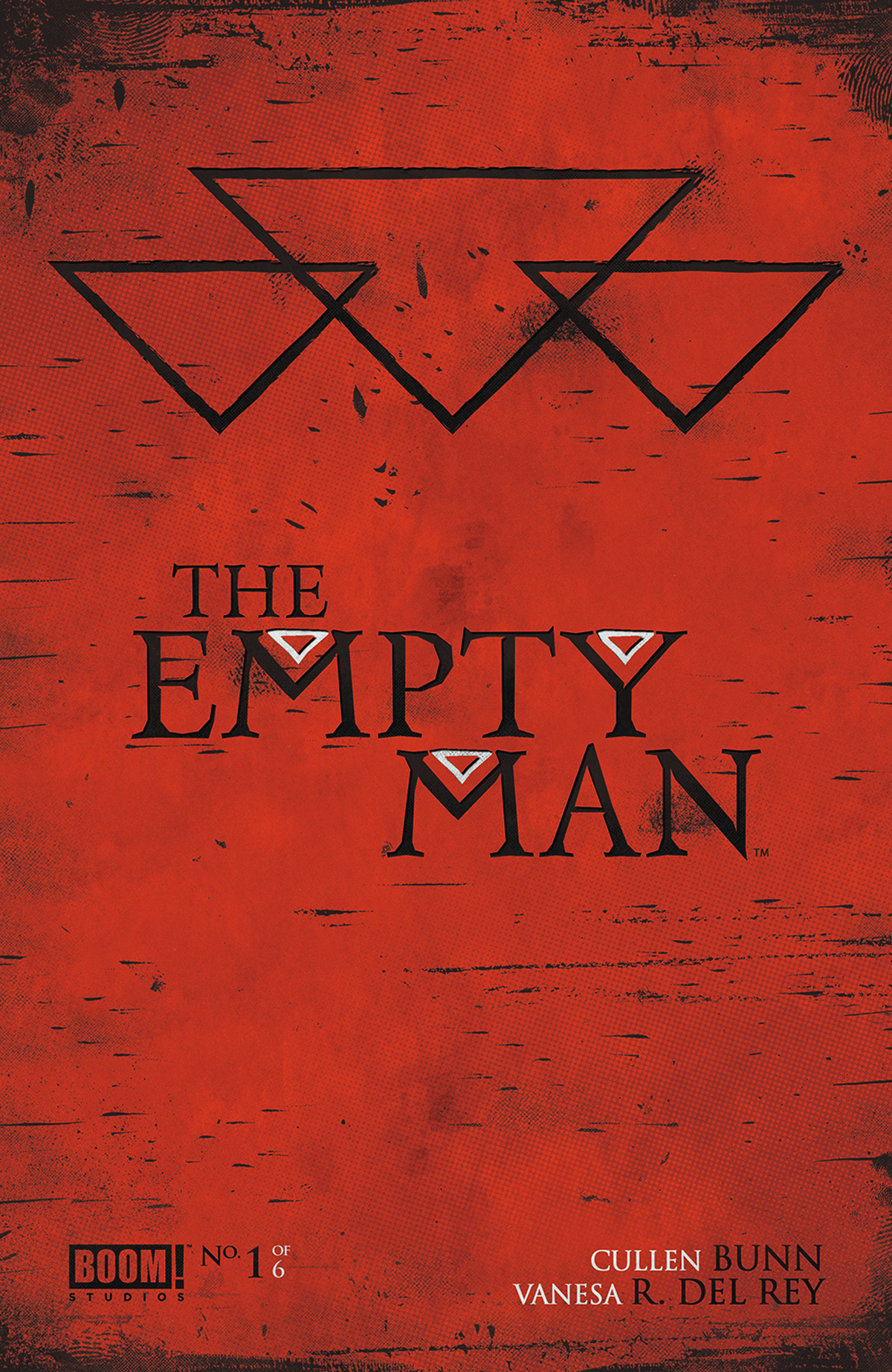 EMPTY MAN #1 (OF 6) (2ND PTG)