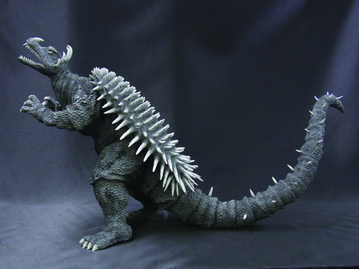 TOHO 12IN SERIES ANGUIRIUS VINYL FIG 1955 VER