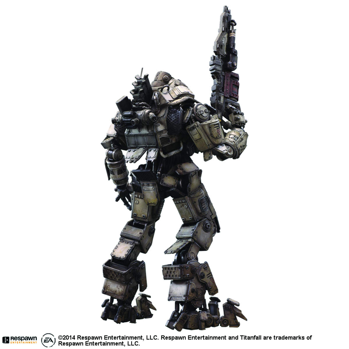 TITANFALL PLAY ARTS KAI ATLAS