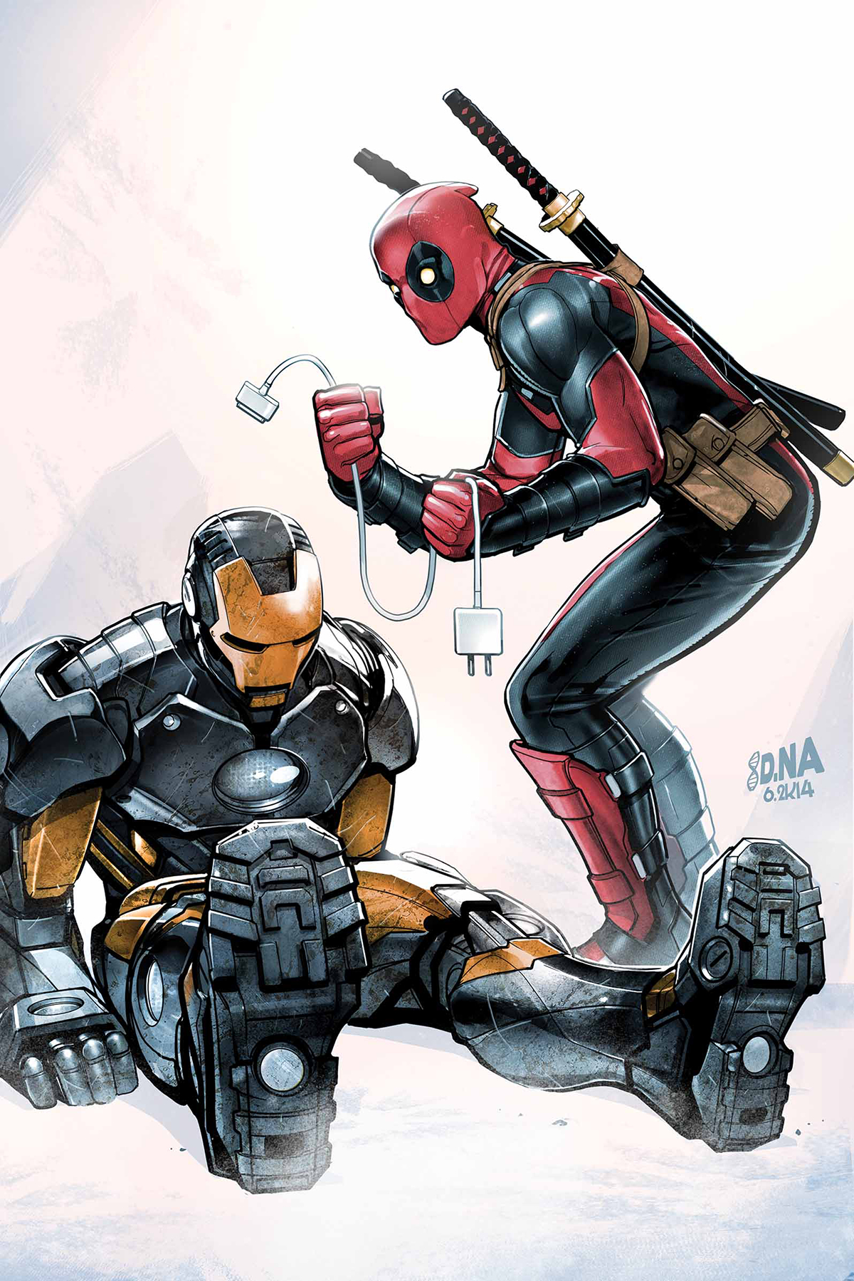 DEADPOOL #36 AXIS