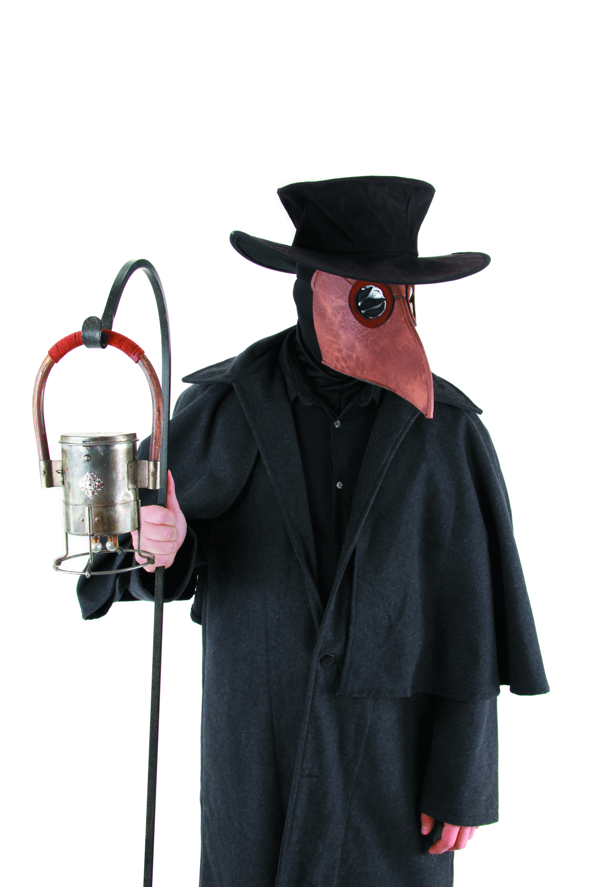 STEAMPUNK PLAGUE DOCTOR KIT