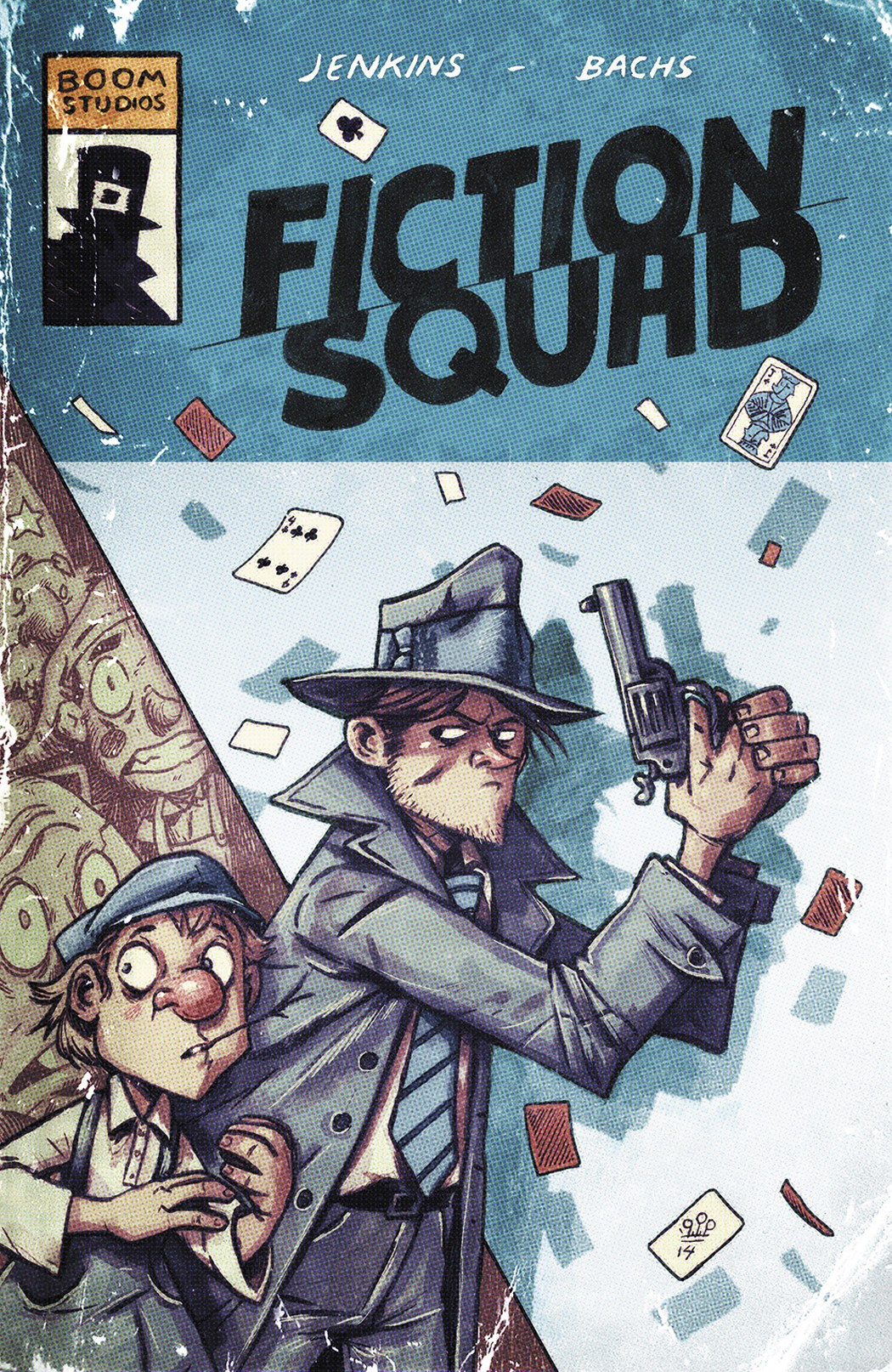 FICTION SQUAD #1