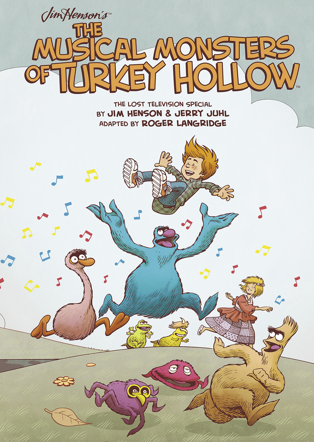 JIM HENSON MUSICAL MONSTERS OF TURKEY HOLLOW HC