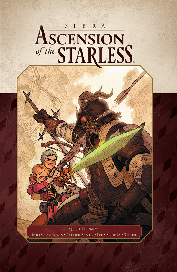 SPERA ASCENSION OF THE STARLESS HC VOL 01