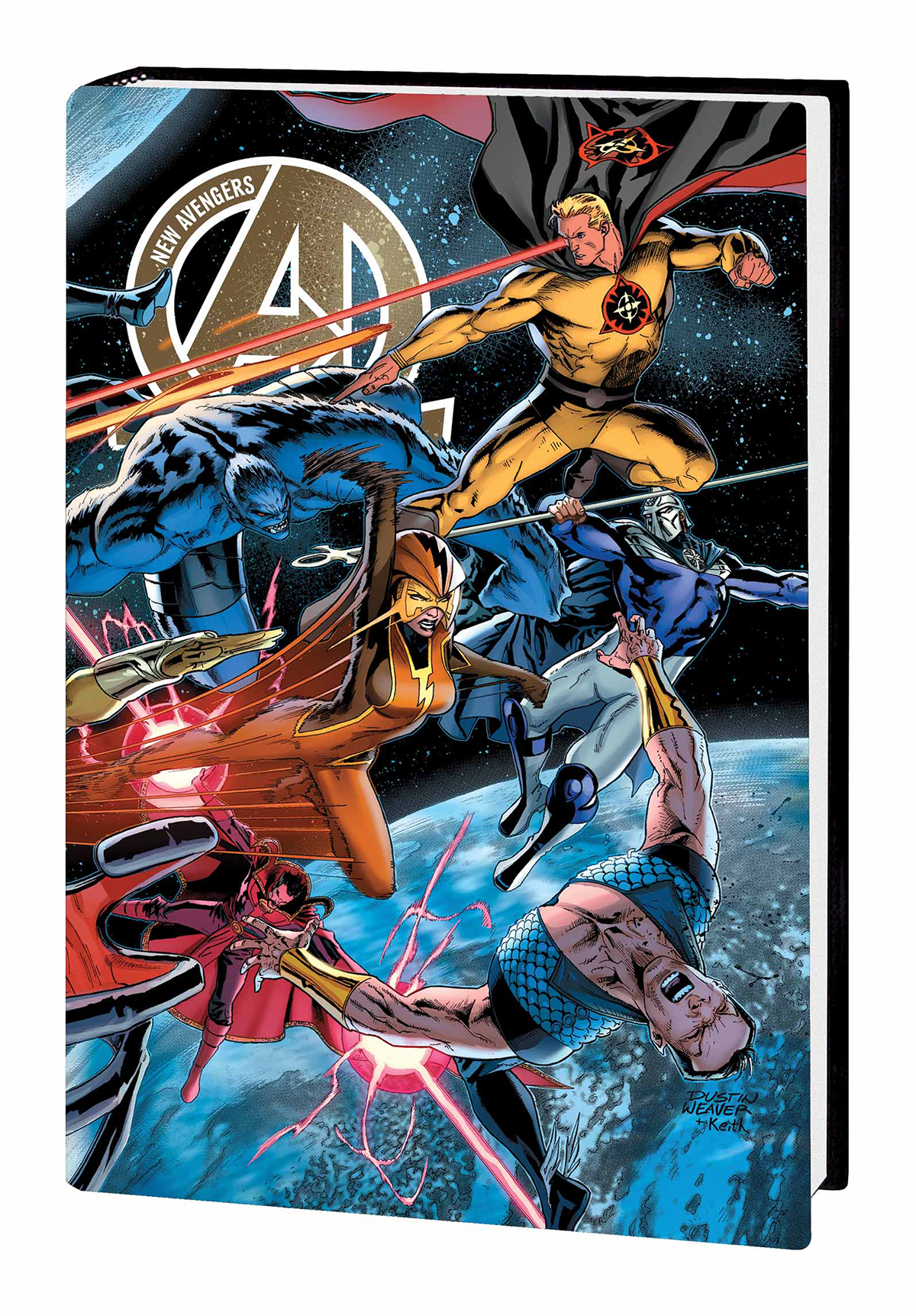 NEW AVENGERS PREM HC VOL 04 PERFECT WORLD