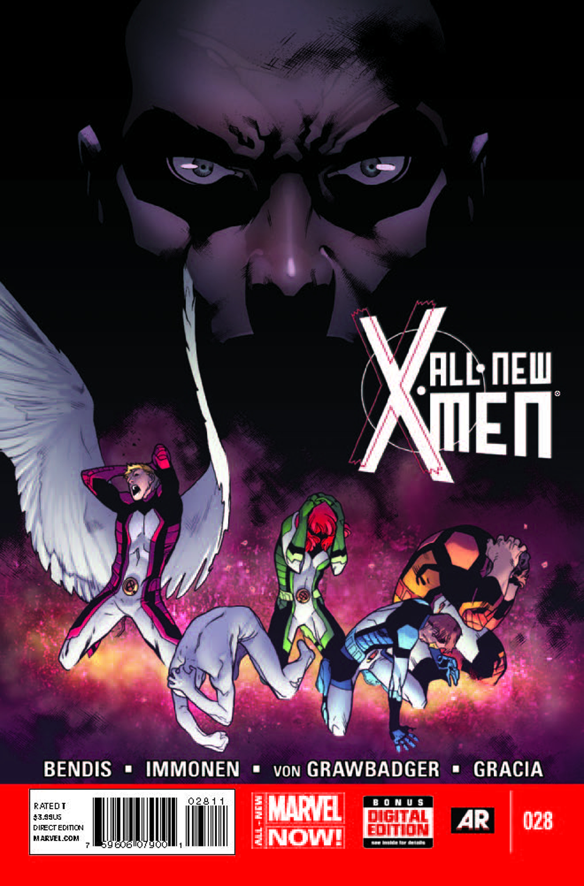 ALL NEW X-MEN #28 2ND PTG IMMONEN VAR