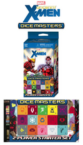 MARVEL DICE MASTERS UNCANNY X-MEN SET UP BOX