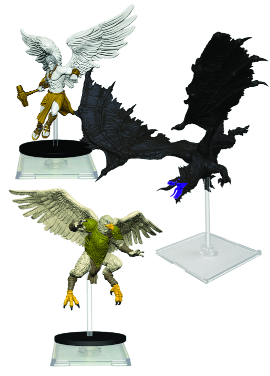 D&D ATTACK WING WAVE 1 STARTER SET