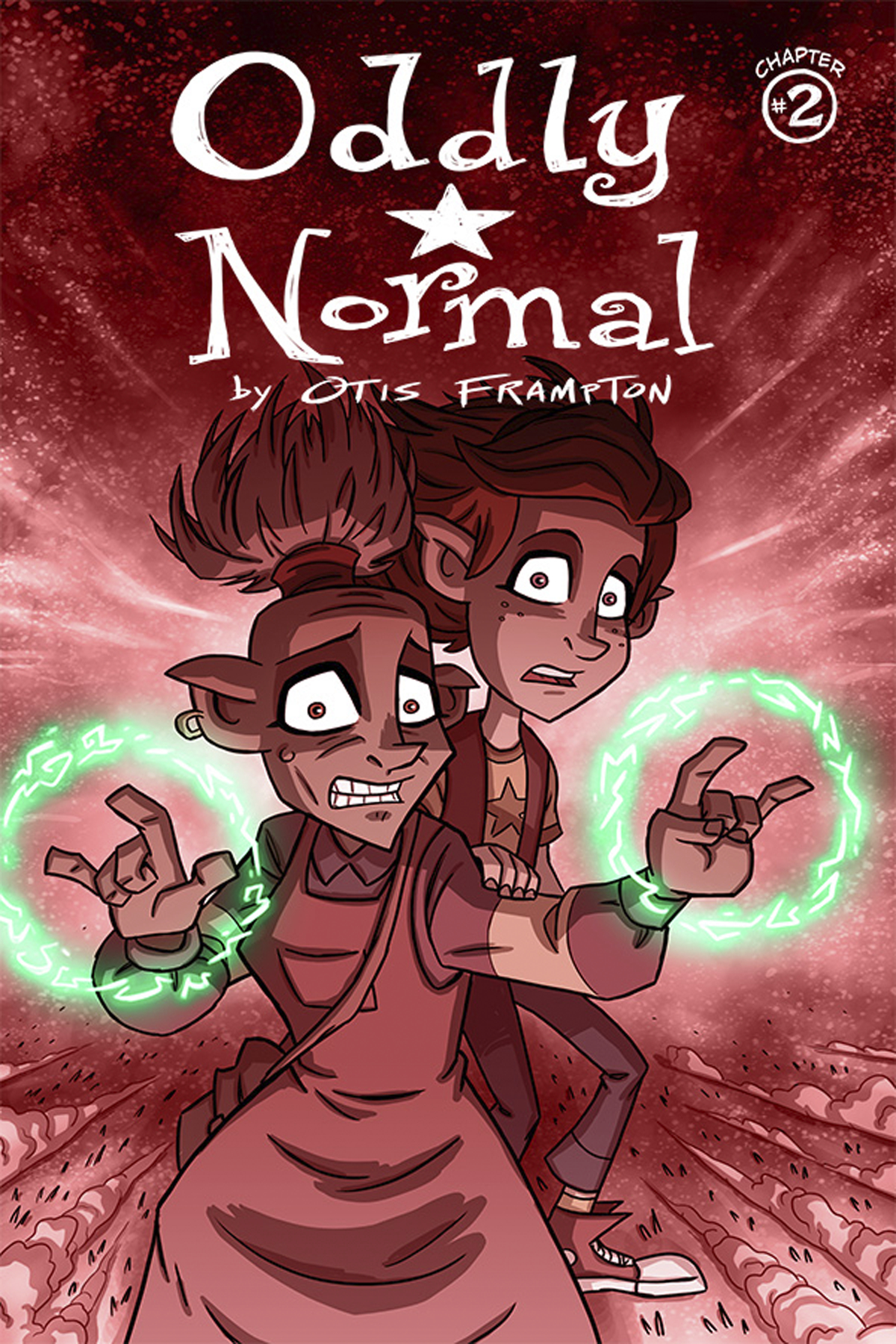 ODDLY NORMAL #2 CVR A FRAMPTON