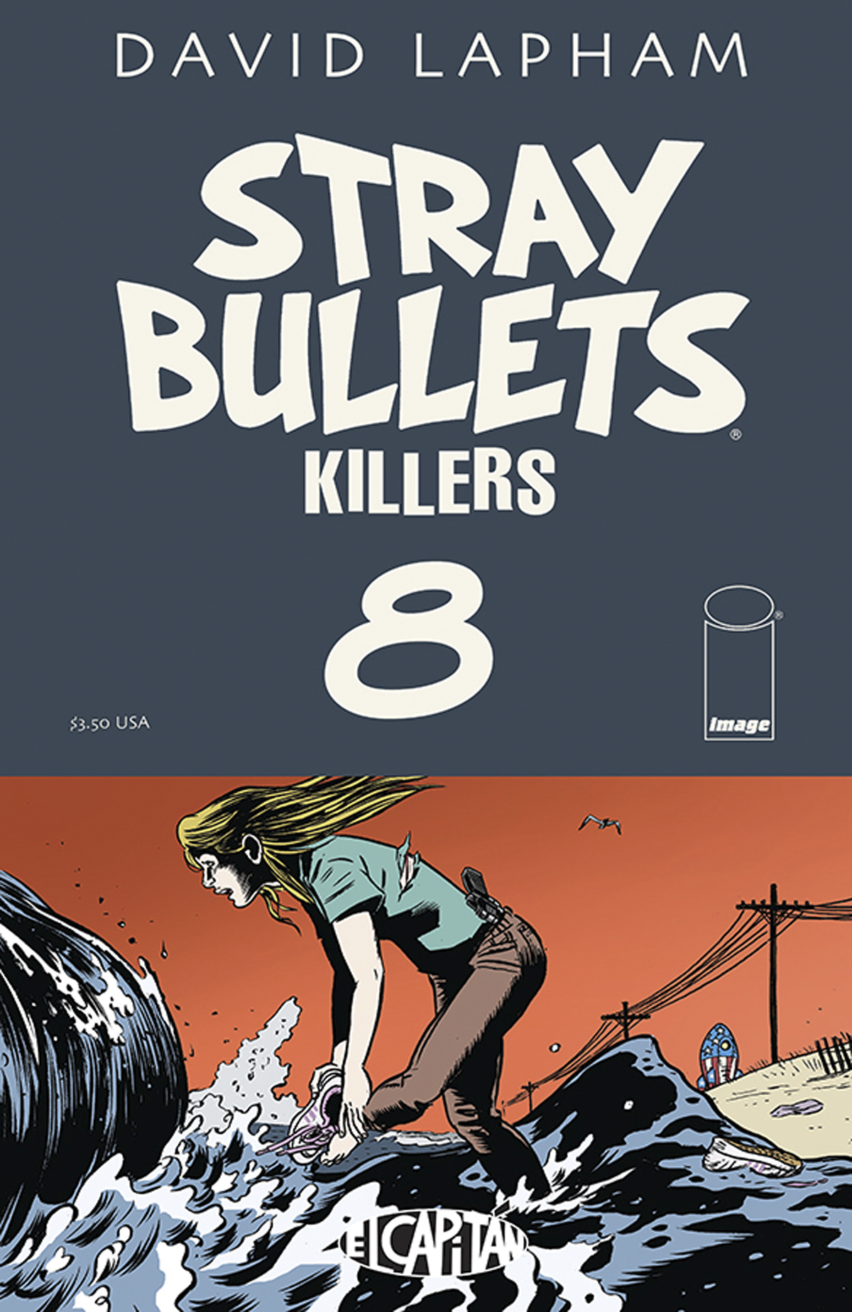 STRAY BULLETS THE KILLERS #8