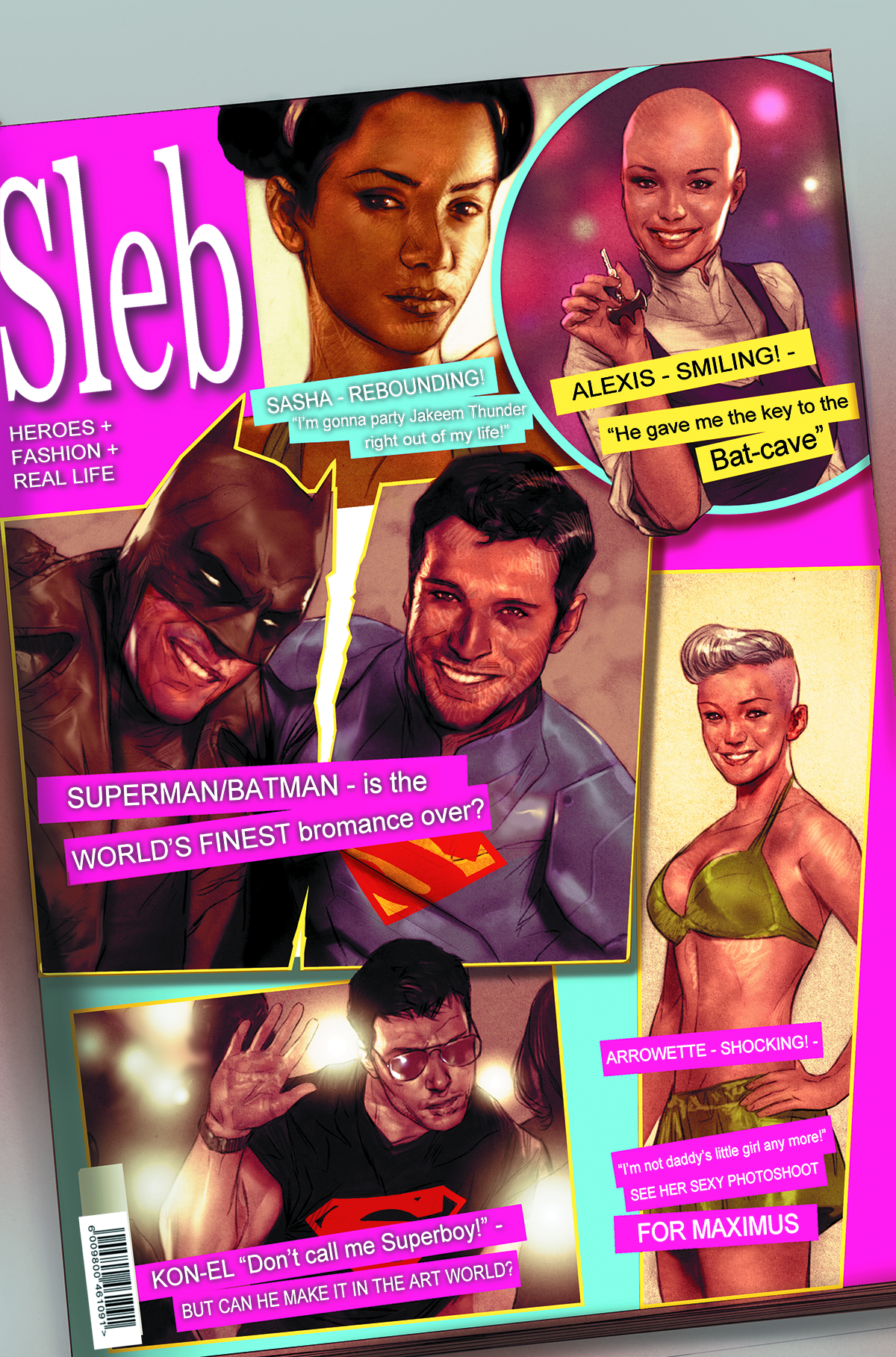 MULTIVERSITY THE JUST #1