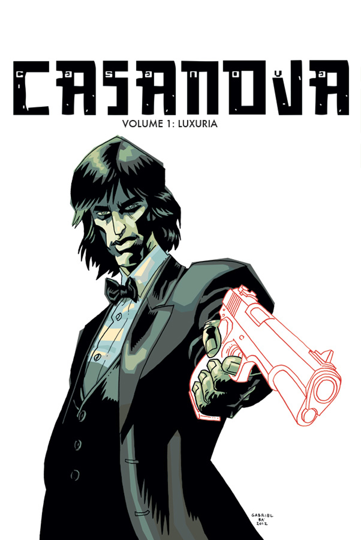 CASANOVA COMPLETE ED HC VOL 01 LUXURIA (AUG140576) (MR)