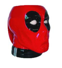 DEADPOOL PX MOLDED HEAD MUG