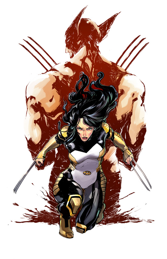 DEATH OF WOLVERINE LOGAN LEGACY #2