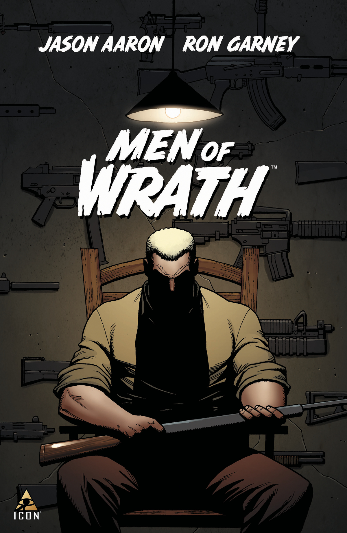 MEN OF WRATH BY AARON AND GARNEY #1 (OF 5) DILLON VAR