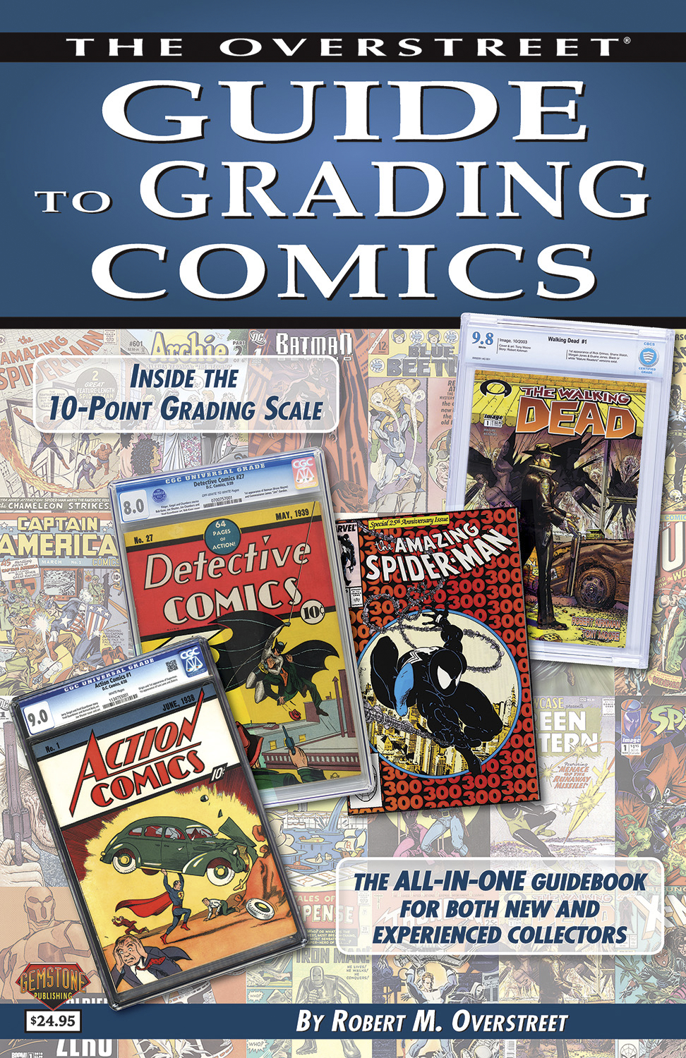 OVERSTREET GUIDE SC VOL 03 GRADING COMICS