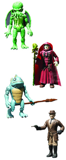 LEGENDS OF CTHULHU 12PC ACTION FIGURE ASST