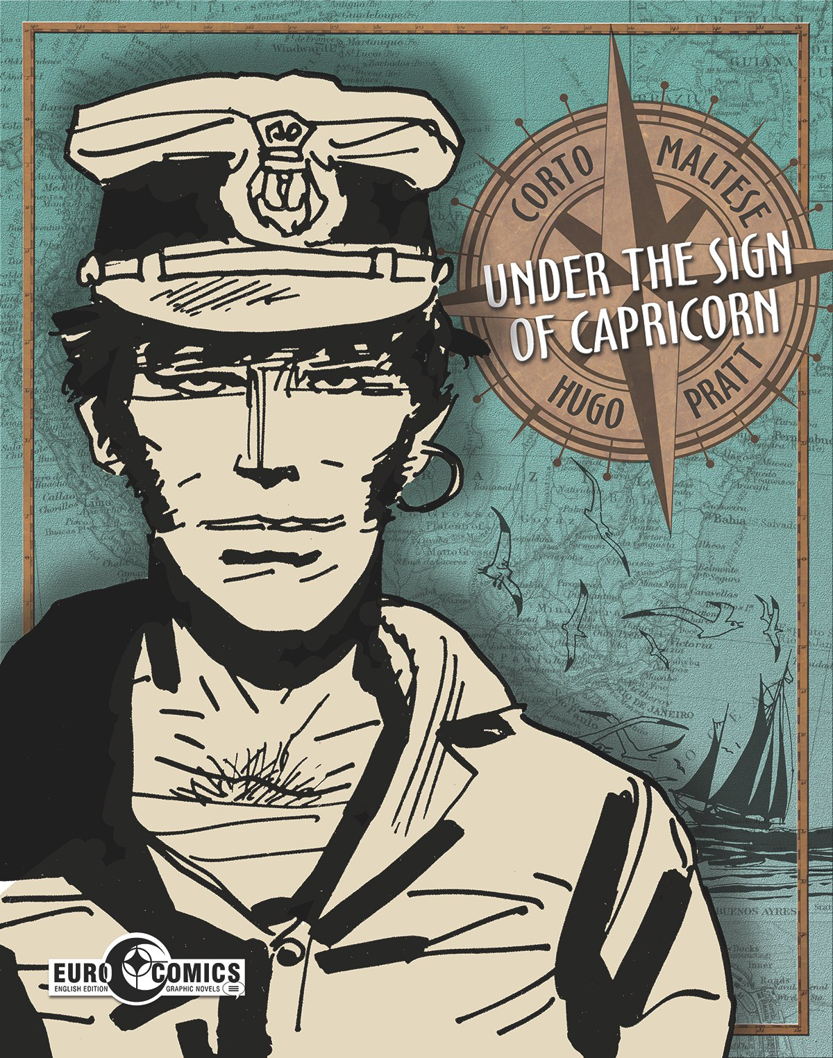CORTO MALTESE GN UNDER THE SIGN OF CAPRICORN (OCT140557)