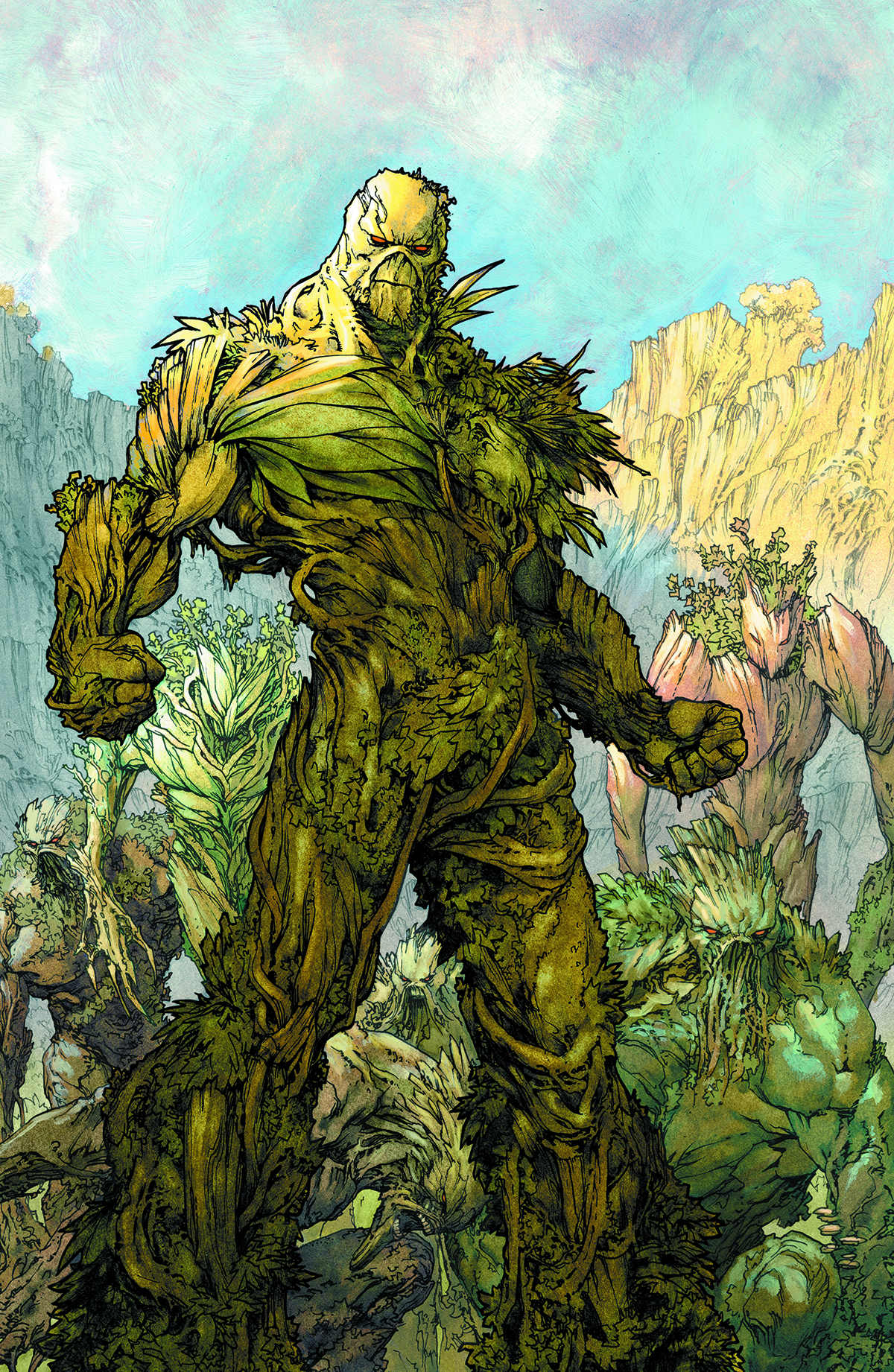 SWAMP THING TP VOL 05 THE KILLING FIELD