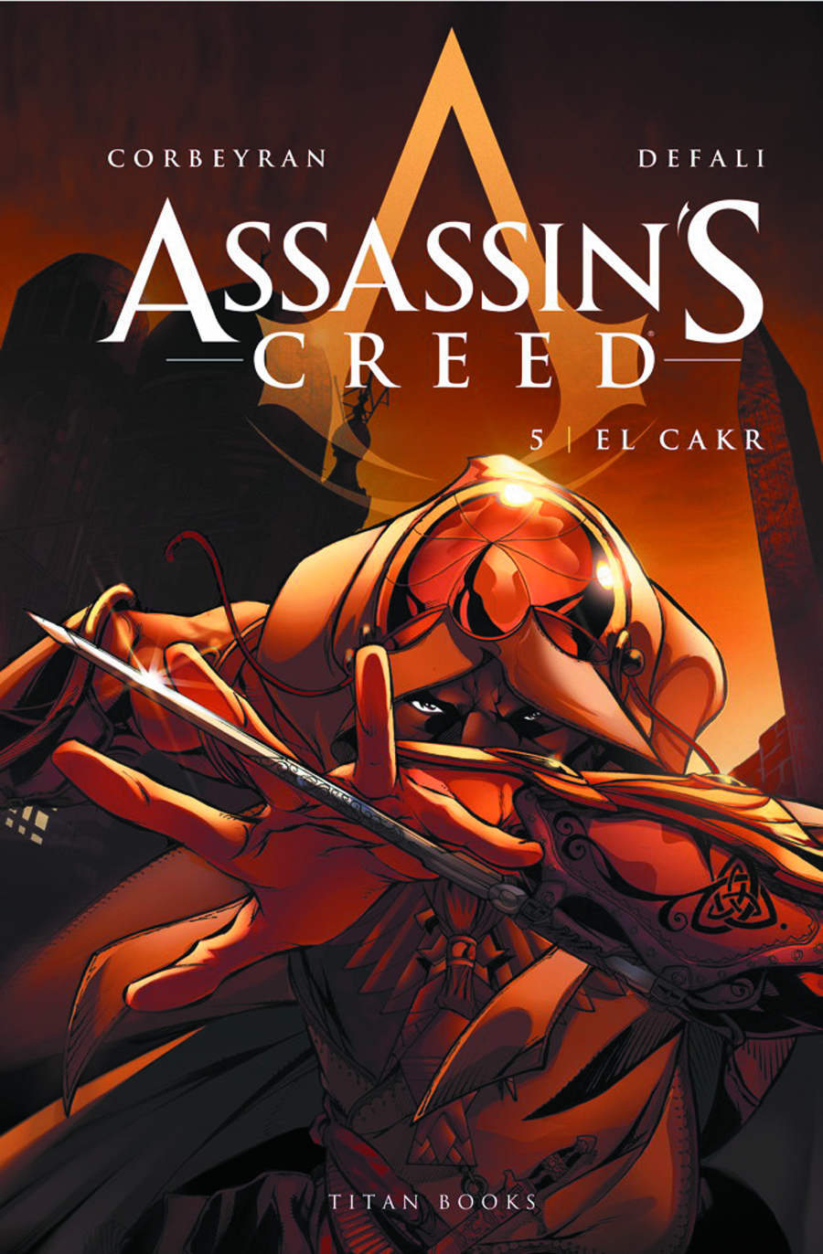 ASSASSINS CREED GN VOL 05 EL CAKR