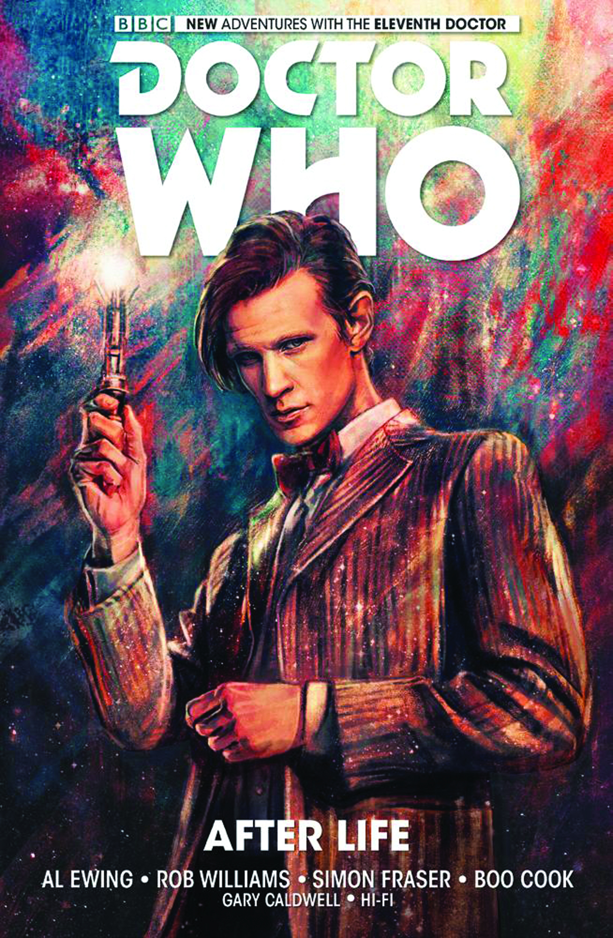 (USE APR188689) DOCTOR WHO 11TH HC VOL 01 AFTER LIFE