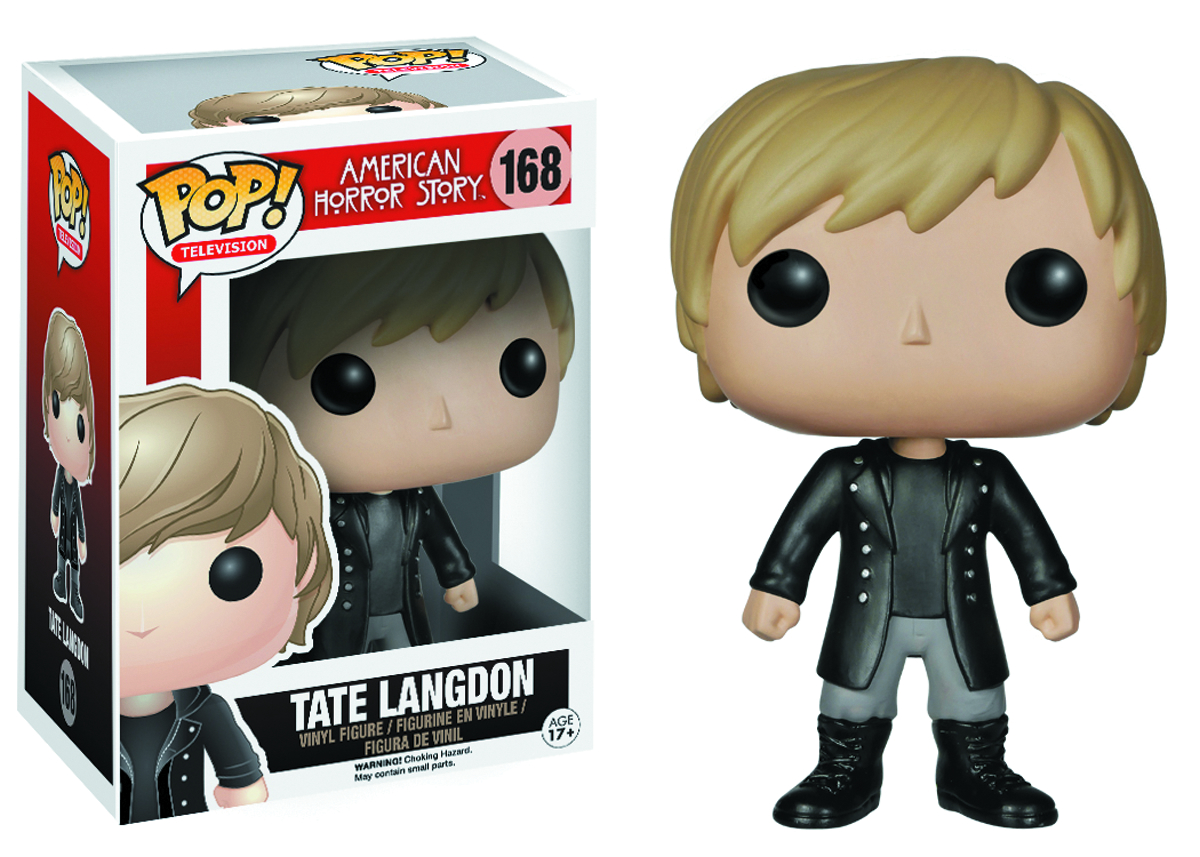 POP AMERICAN HORROR STORY NORMAL TATE VINYL FIG 6PC INNER