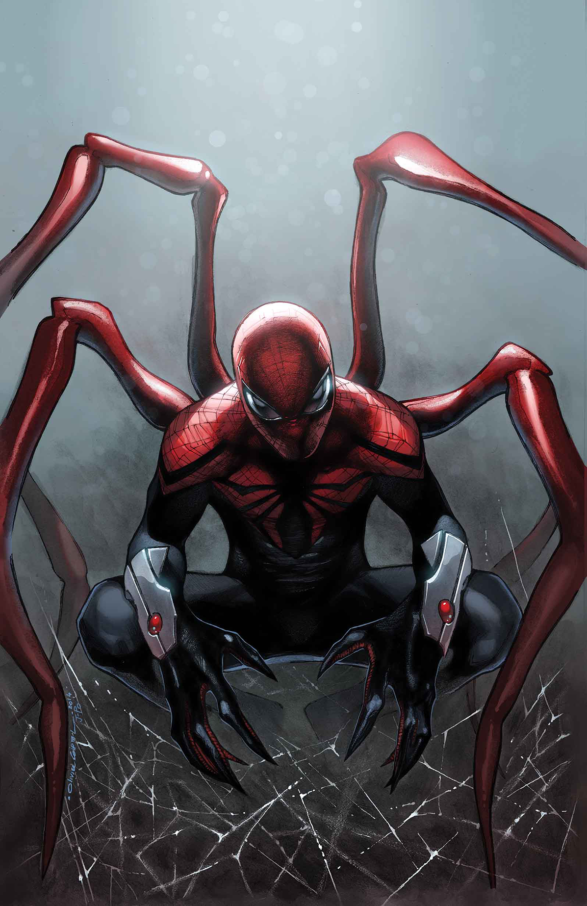 AMAZING SPIDER-MAN #10 SV