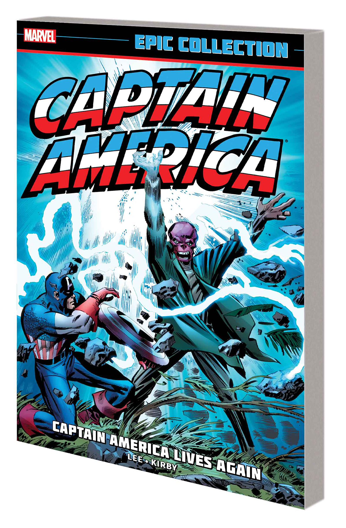 CAPTAIN AMERICA EPIC COLLECTION TP CAPTAIN LIVES AGAIN