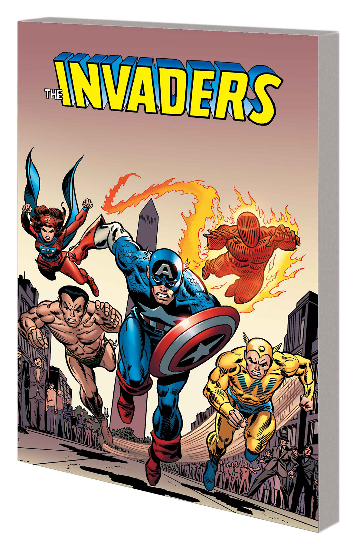 INVADERS CLASSIC TP VOL 02 COMPLETE COLLECTION