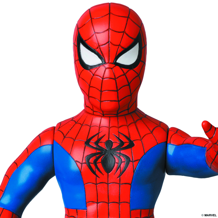 MARVEL HERO PX SOFUBI SPIDER-MAN