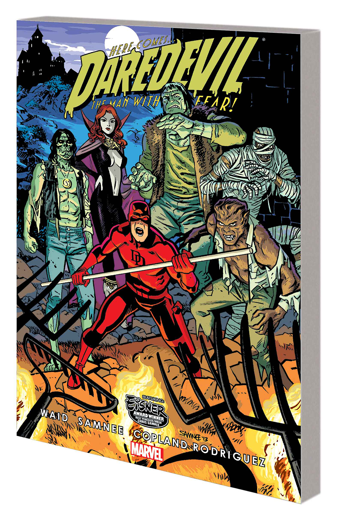 DAREDEVIL BY MARK WAID TP VOL 07
